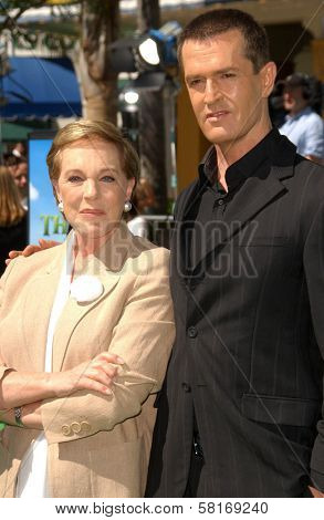 Julie Andrews and Rupert Everett  at the Los Angeles Premiere of