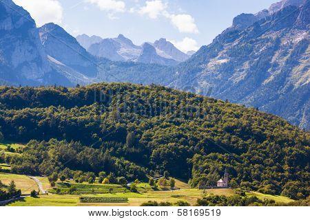 Alpine View In Cavedago