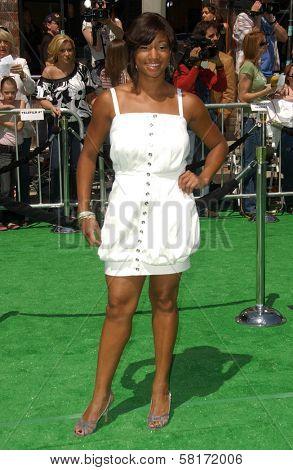 Monique Coleman at the Los Angeles Premiere of