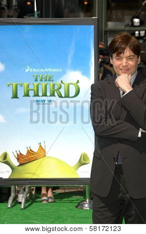 Mike Myers at the Los Angeles Premiere of