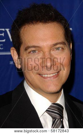 Michael Feinstein  at the 2007 Benefactor's Award for View Point School Presentation Gala. The Beverly Hills Hotel, Beverly Hills, CA. 05-12-07