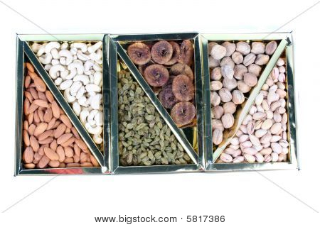 Box Of Dryfruits
