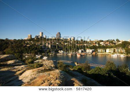 Berrys Bay, Sydney Harbour, Austrália