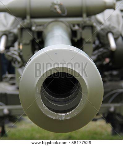 Military Field Gun.