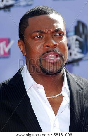 Chris Tucker arriving at the 2007 MTV Movie Awards. Gibson Amphitheatre, Universal City, CA. 06-03-07
