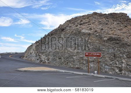 Pines to Palms Scenic Byway in California