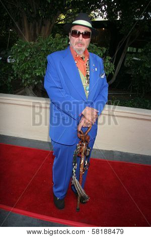 Dr John at the 15th Annual American Society of Young Musicians Spring Benefit Concert and Awards. Scientology Center, Hollywood, CA. 06-07-07