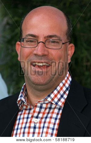 Jeff Zucker at the world premiere of