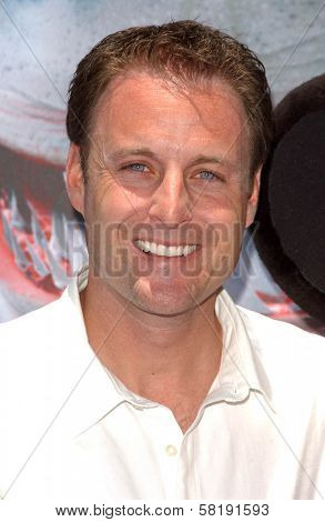 Chris Harrison at the Opening of Disneyland's