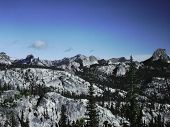 stock photo of square mile  - The Idaho Batholith is a granite outcropping covering over 15 - JPG