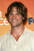 Jared Padalecki in the press room of the 2007 Teen Choice Awards. Gibson Amphitheater, Universal Cit