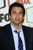 Kal Penn  at the FOX Fall Eco Casino Party. Area Nightclub, Los Angeles, CA. 09-24-07