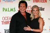 Wayne Newton and wife Kathleen at the CineVegas Opening Night Premiere Of