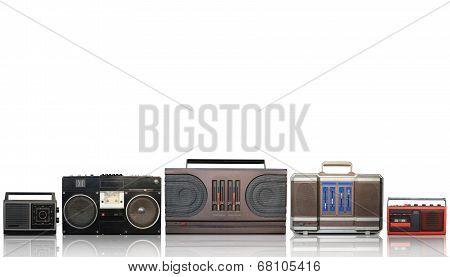 Retro recorder,  audio system