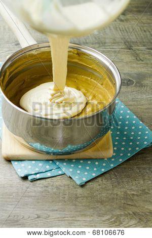 Making Licorice Ice Cream