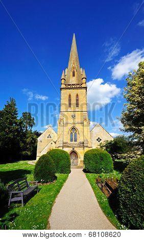 St Davids church, Moreton-in-Marsh.