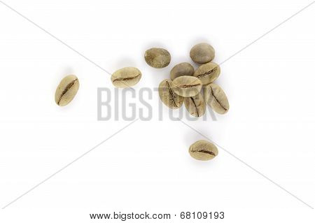 Green Coffee Beans.