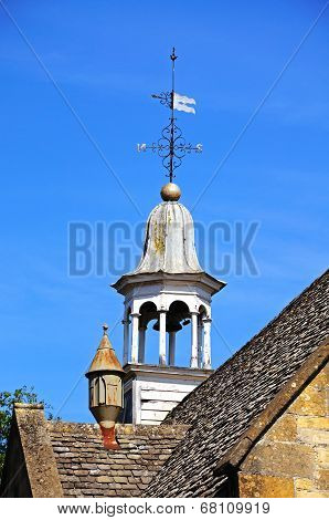 Clock tower, Chipping Campden.