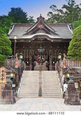 Japan. Narita Shinshoji temple