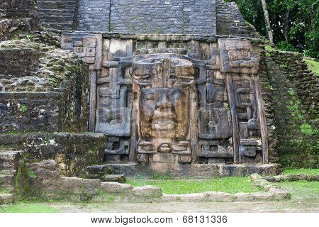 Olmec Mask Temple