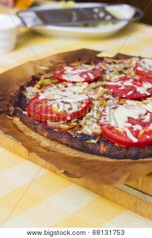 Delicious Paleo Pizza