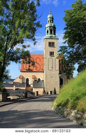 Müllner Kirche - Salzburg