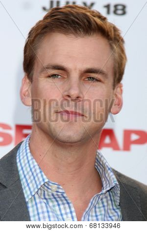 LOS ANGELES - JUL 10:  Tommy Dewey at the