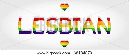Lesbian Word
