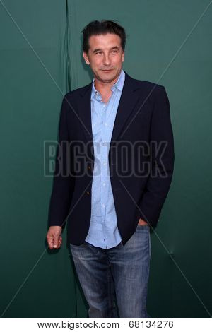 LOS ANGELES - JUL 8:  Billy Baldwin at the Crown Media Networks July 2014 TCA Party at the Private Estate on July 8, 2014 in Beverly Hills, CA