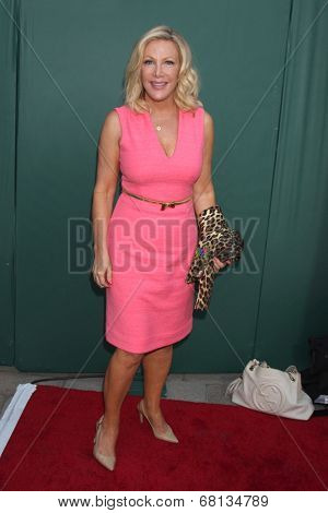 LOS ANGELES - JUL 8:  Kym Douglas at the Crown Media Networks July 2014 TCA Party at the Private Estate on July 8, 2014 in Beverly Hills, CA