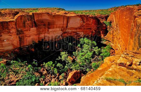 Kings canyon - Australia