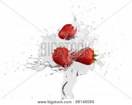 Water Strawberry