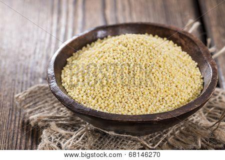 Heap Of Millet