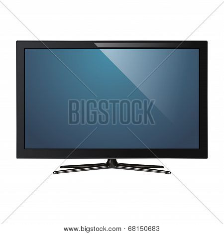 vector monitor, computer, tv