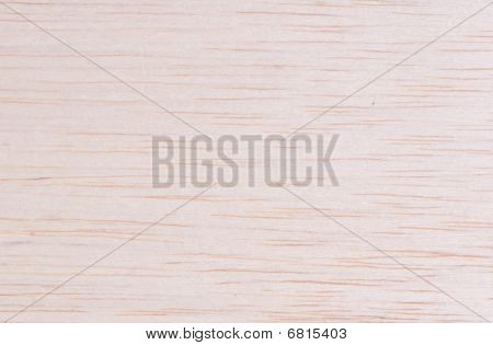 Balsa Wood Grain