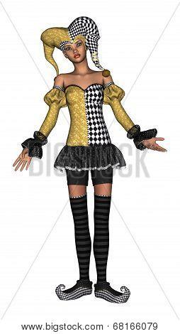 Jester Performer