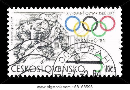 Winter Olympics 1984