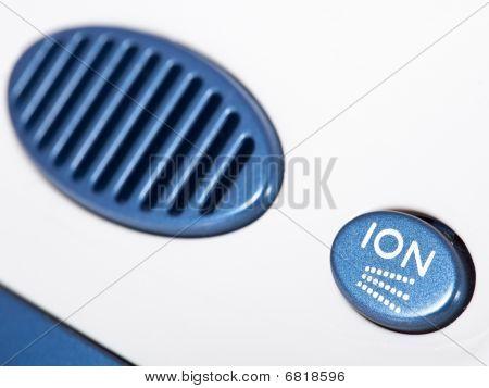 ionic air purifier filter