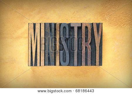 Ministry Letterpress