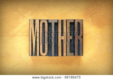 Mother Letterpress