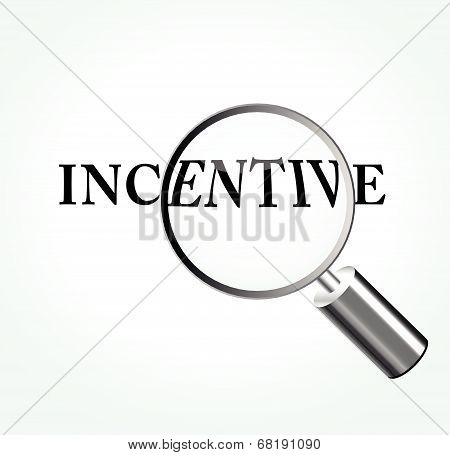 Vector Incentive Theme Illustration
