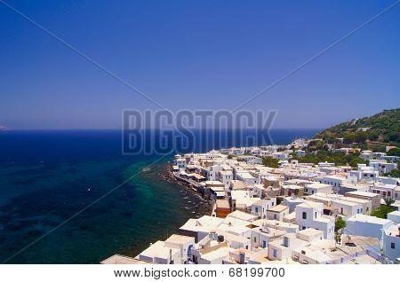 Nisyros Mandraki island