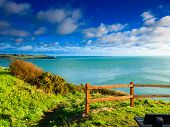 foto of atlantic ocean  - Irish landscape - JPG