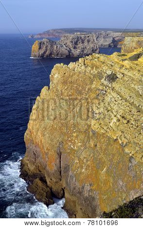 Cape St. Vincent (The end of the world) in Portugal