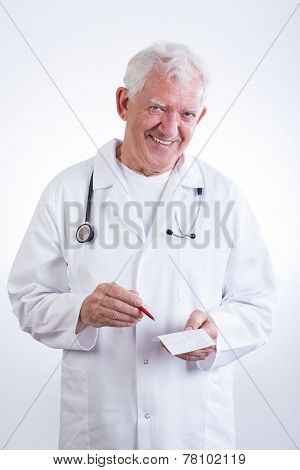 Physician And Prescription