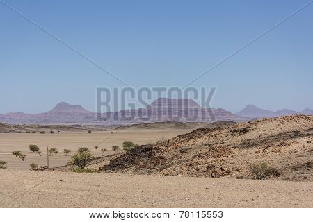 African country side