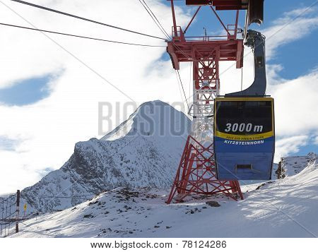 Cabin Cable Car