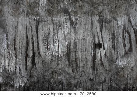 Faded Wood