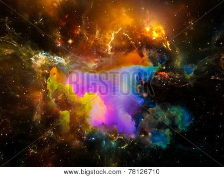 Glow Of Space