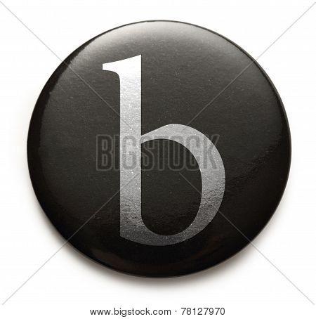 Latin Letter B